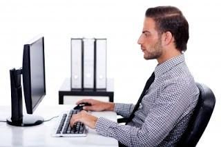 Tips Sehat bagi para Pengguna Komputer