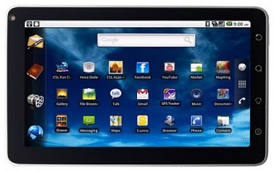 Cara root Tablet Advan T1C