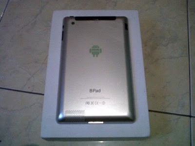 Cara root Tablet Beyond Bpad