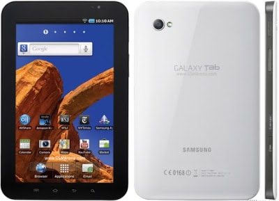 Harga dan Spesifikasi Samsung Galaxy Tab P1010