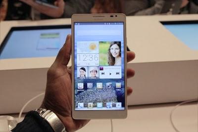 Harga dan Spesifikasi Tablet Huawei Ascend Mate