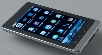 Cara Root Tablet Nexian A5000