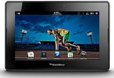 Harga dan Spesifikasi Blackberry 4G LTE PlayBook