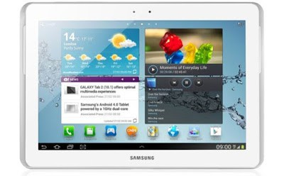 Harga dan Spesifikasi Samsung Galaxy Tab 3 10.1 P5220