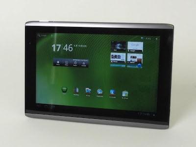 Harga dan spesifikasi Tablet Acer Iconia Tab A50