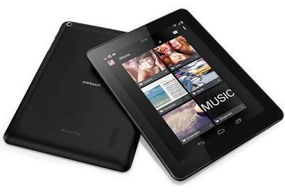 Harga dan spesifikasi Tablet Alcatel One Touch Tab 7 HD