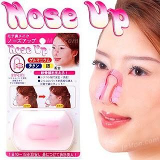cara memancungkan hidung secara alami dgn nose up clipper