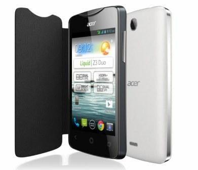 Harga dan spesifikasi Acer Liquid Z3