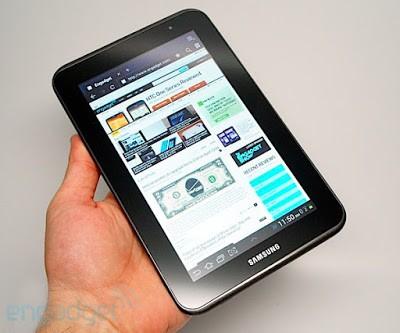 Samsung Galaxy Tab 2 7.0 inci GT-p3110