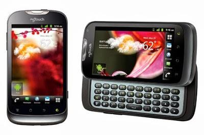 Harga dan Spesifikasi T-Mobile myTouch 2