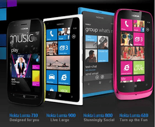 Daftar Harga Smartphone Nokia Lumia Terbaru