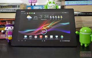 spesifikasi Tablet Sony Xperia Z
