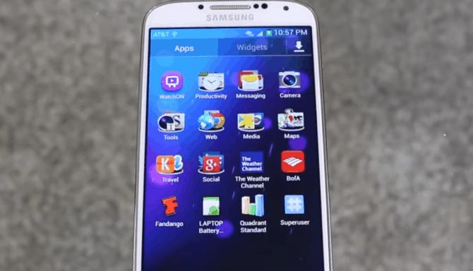 Cara Root Samsung Galaxy S4 dengan Motochopper