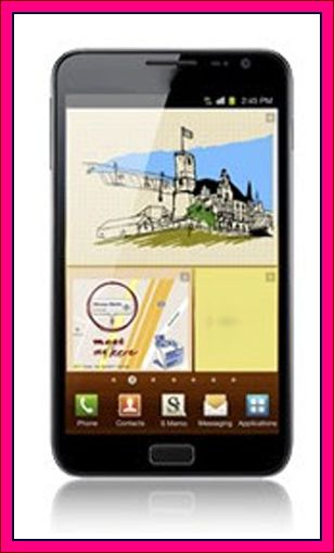 Spesifikasi Phablet Android Visio Note 3