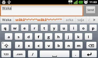 Cara Membuat Auto Text di Android