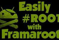 cara mudah root Android
