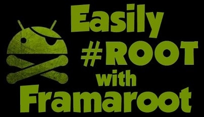 cara nge root android