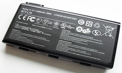 Cara merawat baterai laptop agar awet