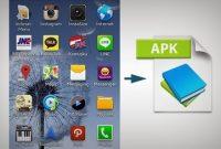 Backup Aplikasi Android yang Terinstall