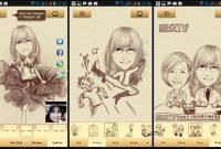Aplikasi Edit Foto Jadi Karikatur Lucu Di Android
