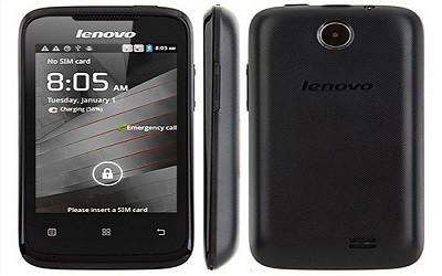Gambar Lenovo A269i