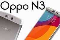 Harga dan Spesifikasi Oppo N3