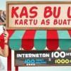 Promo Gratis Internetan Kartu As, Kas Bu Loh