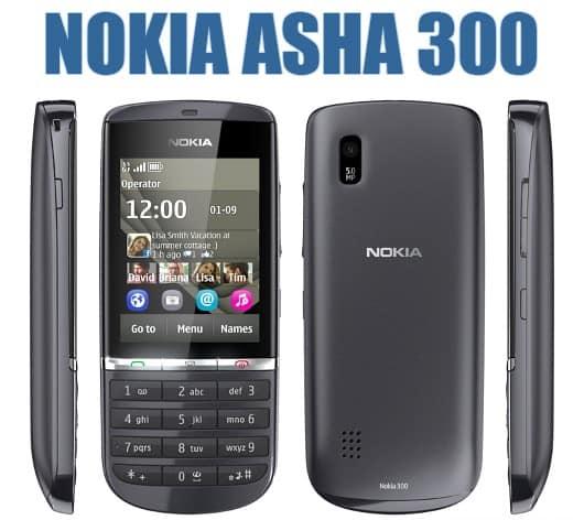 Hp Nokia Asha 300