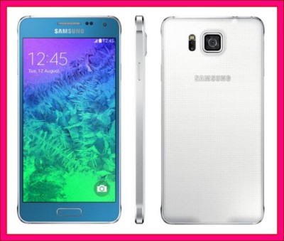 Spesifikasi Samsung Galaxy Alpha