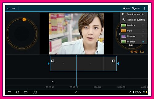 Software Editing Video Terbaik di android