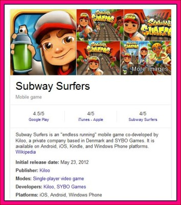 cara cheat subway surf