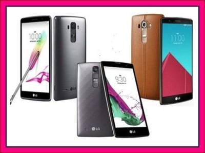 smartphone berkelas LG G4c LG G4 Stylus