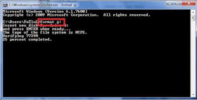 Cara mudah Hapus Virus Flashdisk Secara Permanen