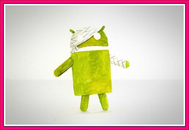 masalah android boot loop mati total tidak mau start