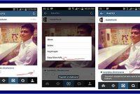 cara menyimpan foto instagram tanpa aplikasi