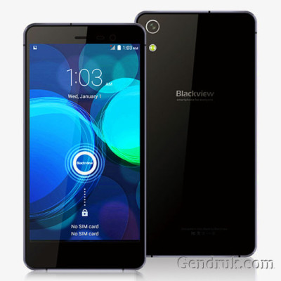 smartphone Blackview Omega