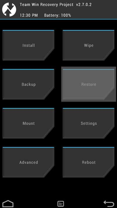 Cara Install TWRP untuk Root Samsung Galaxy S6