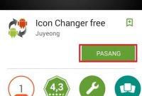 aplikasi icon changer free android