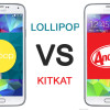 Apa Sih Perbedaan Android Kitkat dan Lollipop?
