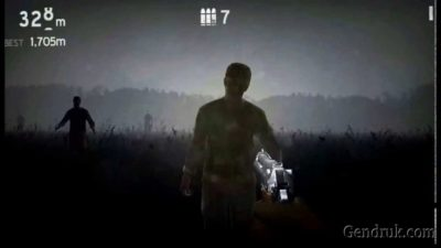 Game tembak menembak android Into the Dead