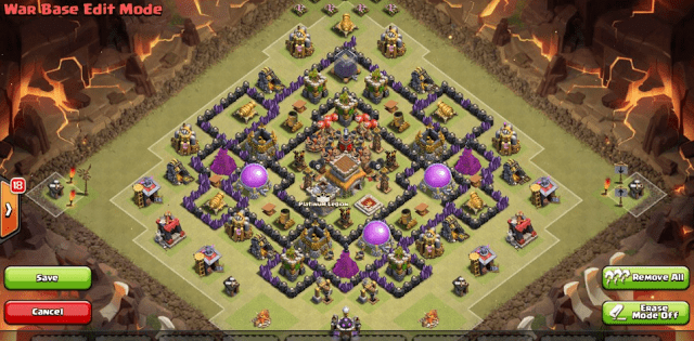 base home TH 8 trophy paling ampuh