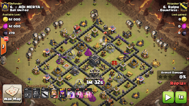 Serangan Balon Lava Hound th 9