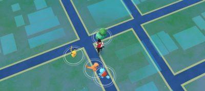 menangkap pikachu pokemon go