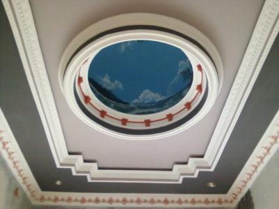 Desain Plafon Atap Minimalis