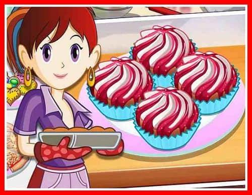 Game Memasak Kue Sara