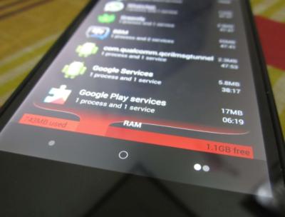 Aplikasi Android Yang Memakan Banyak Kapasitas RAM