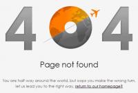 Kode Error Yang Sering Muncul di Browser