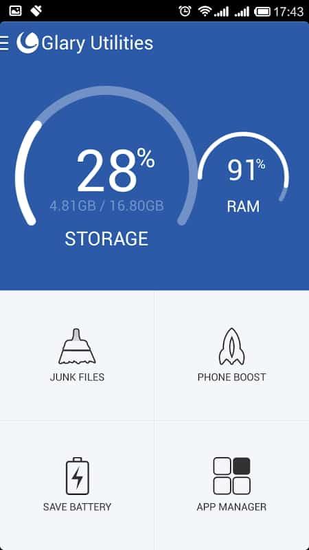Glary Utilities Aplikasi Pembersih Virus
