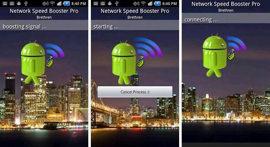 aplikasi penguat sinyal wifi terbaik - Network Signal Speed Booster