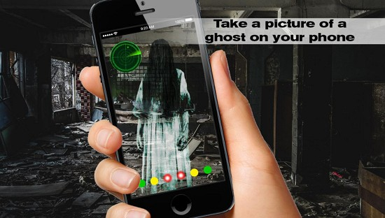 aplikasi android paling jahil Ghost In Your Photo